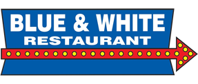 Blue and White Restaurant - in Tunica, Mississippi on Highway 61